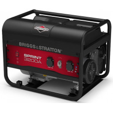 Briggs&Stratton Sprint 3200A (2,5 кВт, 230 В, 51 кг, B&S Power Built 196cc OHV)