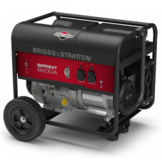 Briggs&Stratton Sprint 6200A (4,9 кВт, 230 В, 84 кг, B&S OHV 196cc)